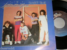 "7"" - Reo Speedwagon / Sweet Time & Stillness of the Night - MINT 1982 # 0204"