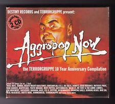 2CD 10Year A. TERRORGRUPPE Aggropop Now WIZO Bambix ÄRZTE Donots NOFX Beatsteaks