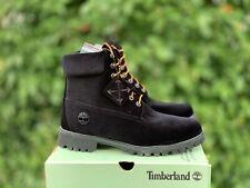 Timberland x Off White Virgil Abloh Black Velvet DS sz 10.5 Supreme Kith Limited