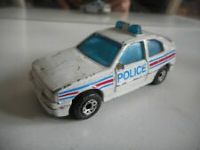 Matchbox Vauxhall Astra GTE / Opel Kadett GSI Police in WHite