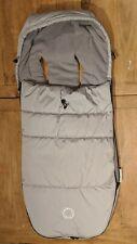 Bugaboo high performance footmuff arctic grey. RRP £154.95 on pramworld website