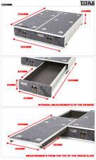 BRAND NEW NISSAN NAVARA NP300 D40 Titan Drawer Storage System WITH Fridge Slide
