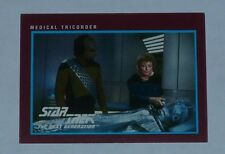 Star Trek Trading Card #108 Medical Tricorder 1991 25th Anniversary