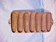 Corn Bread Vintage Crispy Corn Bread Stick Baking Pan Cast Aluminum 7 Slot Pan
