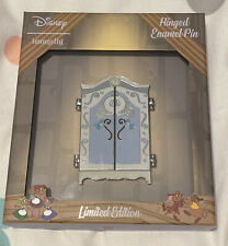 More details for disney loungefly modern pinup us exclusive cinderella pin le600 70th anniversary