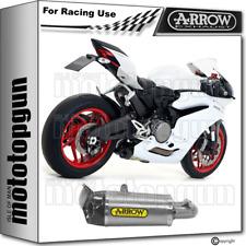 Ducati Panigale 959 2016 tubo escape Arrow Works titanio 2 silenciadores