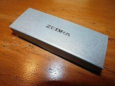 Zebra 3 Piece Deluxe Set NEW in Original Gift Box F-301 BP G-301 Gel M-301 0.5