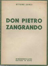 Don Pietro Zangrando.