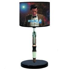 BBC DOCTOR WHO ELEVENTH DOCTOR LAMP, 11th DOCTOR SONIC SCREWDRIVER TABLE LAMP