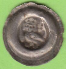Bohemia Brakteat 1253-1278 Cach 851 very fine extremely rare nswleipzig