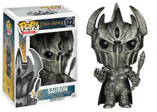 The Lord of the Rings Movies Sauron Vinyl Pop Figure Toy #122 Funko New Nib
