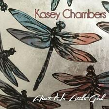 KASEY CHAMBERS AIN'T NO LITTLE GIRL 2 CD DIGIPAK NEW