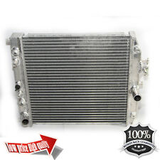 Fits 92-95 Civic LX/DX Sedan 4D 1.5L 16mm 1ROW Auto Transmission Radiator