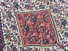 """Circa 1915 Antique Finely Woven 3' 7""""x 5' 0"""" Senneh Kilim Complimentary Shipping"""