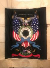 Antique 1900's NAVAL Japanese Silk Embroidery, Navy Memorabilia