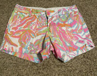 LILLY PULITZER Callahan shorts Women's size 4