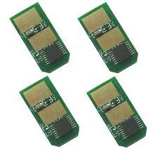 4 Toner Chip for OKI C330dn, C530dn, C531dn, MC361, MC362w, MC561, MC562w Refill