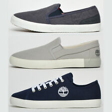 TIMBERLAND Casual Mens Vintage Slip On & Lace Up Lifestyle Trainers From £29.99