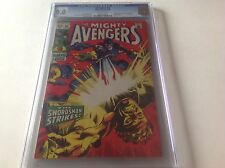 Avengers 65 Cgc 9.0 Nice Copy Swordsman Egghead Yellow Jacket Marvel Comics