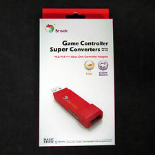 Brook PS3 PS4 Controller Adapter to for XBOX One Console - No Need XB One Pad