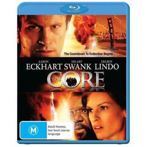 The Core Blu-Ray **Region B**