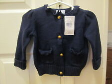 Polo Ralph Lauren NWT  beautiful navy sweater size 9M