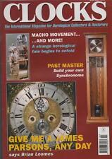 CLOCKS. James Parsons. George Margetts Watch. Katterns of Thrapston.  c6.320