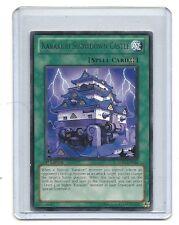Karakuri Showdown Castle-Yu-Gi-Oh-FREE SHIPPING