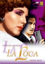 LA LOCA (1952) LIBERTAD LAMARQUE NEW DVD