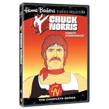 Chuck Norris Karate Kommandos DVD The Complete Series