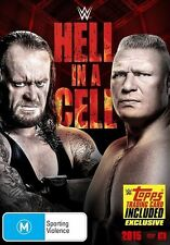 WWE - Hell In A Cell 2015 (John Cena) : NEW DVD