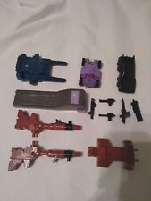 G1 Transformers Accesories Lot Fortress Maximus Metroplex Trypticon Airealbots