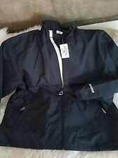 Bauer Hockey Black. Training Camp  Full Zip Jacket Size  M