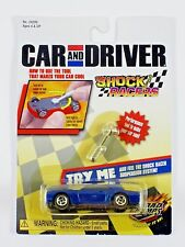 Car and Driver Shock Racers '69 CAMARO by Road Champs 2001 *MOMC* 1:64