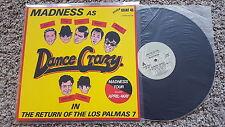 "Madness-Dance Crazy 12"" vinile discoteca Australia"