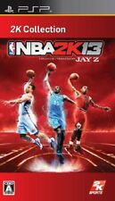 New NBA2K13 2K Collection Bargain Edition Sony PSP ULJS-596 Video Game