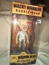 Funko Wacky Wobbler The Walking Dead RV WALKER Screwdriver Zombie Bobble Head