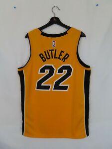 NWT Men's Jimmy Butler Miami Heat Nike Swingman Jersey (Lrg) | Earned Edition |