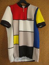 Maillot cycliste LOOK Santini 80'S Team la vie claire Sport Jersey Vintage - XL