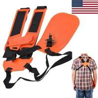 Trimmer Shoulder Strap Weed Eater Strap Trimmer Harness With Durable Nylon Belts