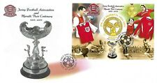 Jersey Football 2005 (2ND) MURATI vase Mini sheet FDC