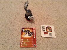 Skylanders Giant-Spyro-madriguera con Tarjeta Y Adhesivo (Nintendo Wii)