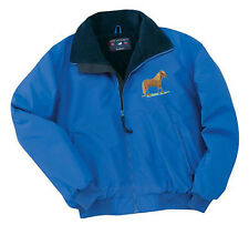 MINIATURE HORSE embroidered jacket ANY COLOR