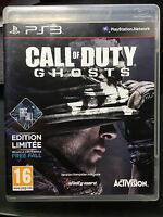 CALL OF DUTY GHOSTS EDITION LIMITEE Jeu Sony Playstation 3 PS3