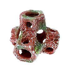 Artificial reef cave CORALLITE ceramic CORAL AQUARIUM DECOR LIVE ROCK?marine CRS