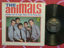 ANIMALS Self Titled LP MGM 1964 MONO House Of The Rising Sun