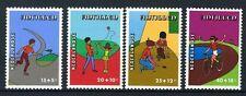 NA NVPH 596-99 Kinderzegels 1978 Postfris