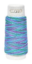 Cosmo Hidamari Sashiko Variegated Thread 30 Meters Tie Dye