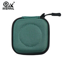 IKSNAIL Hard Case For AirPods Bag Earphones Storage Charger Bag Headset Pouch