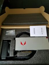 Sapphire Radeon RX Vega 64 (8GB) Graphic Card liquid water cooled GPU